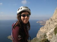 Multi-pitch on Kalymnos