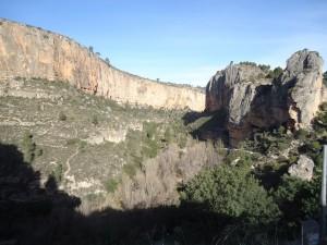 Canyon de Turia