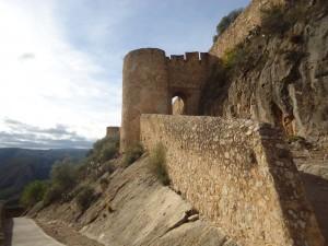 chateau de Chulilla