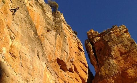 spain climbing