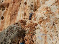 Climbing in Nafplio